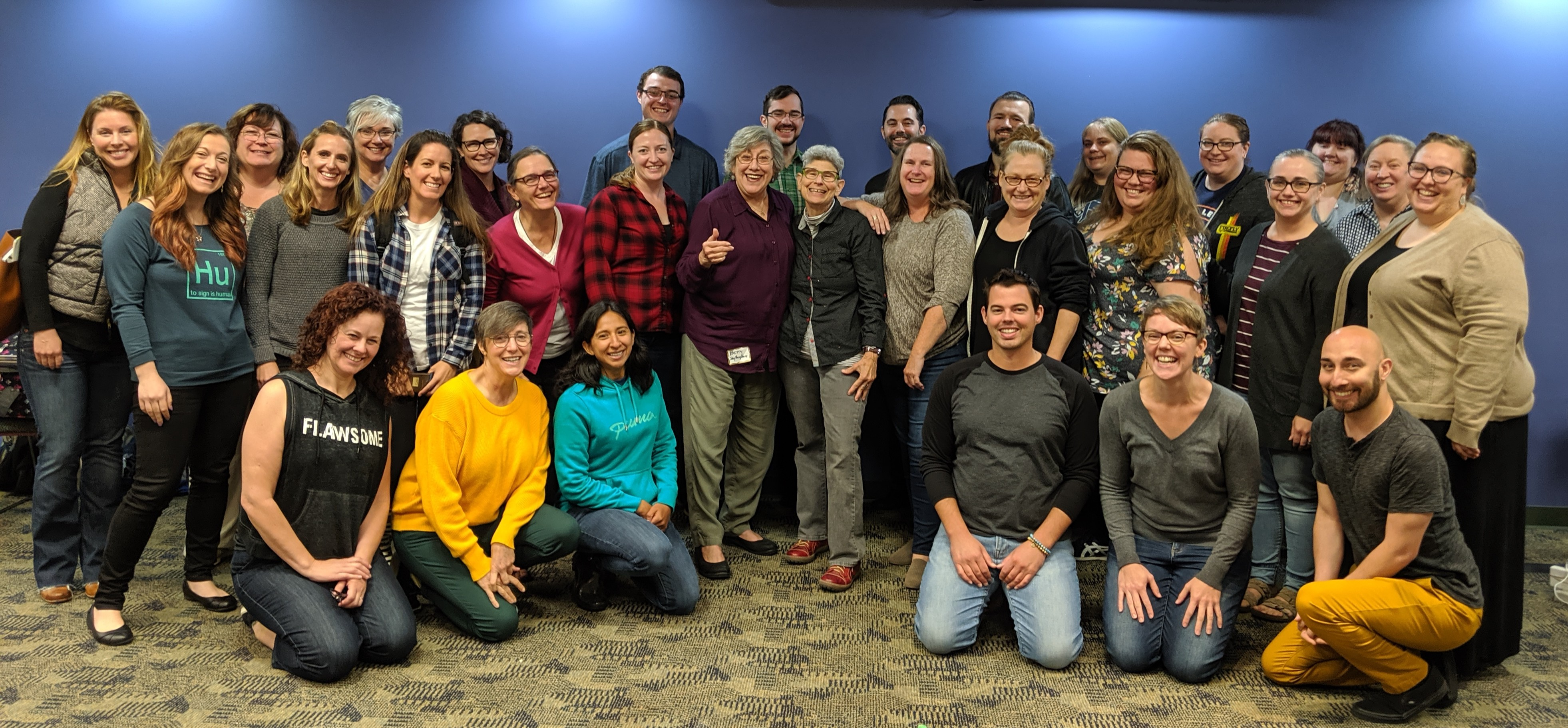 September 2019 Foundations I Participants in Seattle